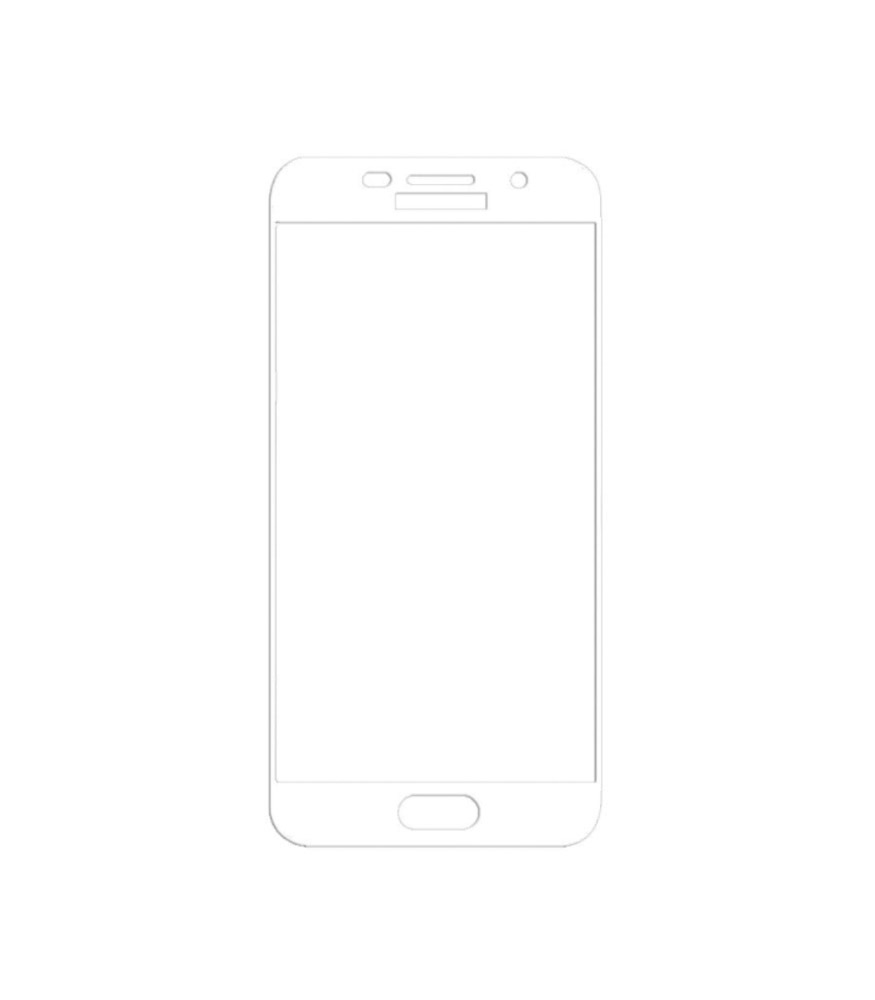 Young-Pioneer-Tempered-Glass-Screen-Protector-for-Galaxy-A5-2017---White_main_YP-accessories