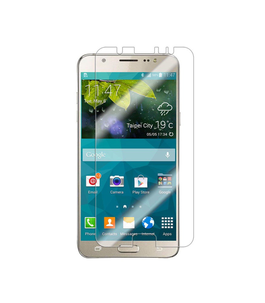 Young Pioneer - Tempered Glass Screen Protector for Galaxy J5 Prime - Clear